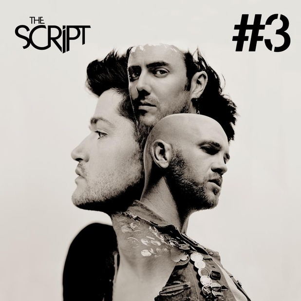 The Script &#39;#3&#39; album artwork.