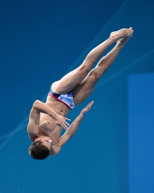 Chris Mears, men's 3m springboard