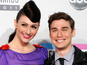 "Karmin singers ""nervous"" about wedding"