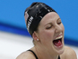 The Olympic record-setter will play herself in ABC Family series.
