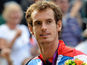 Andy Murray singer invited to Wimbledon