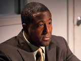 E. Roger Mitchell appearing in One Tree Hill: season 9, episode 6.