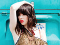 "Carly Rae Jepsen says that she likes to ""live vicariously"" through her songs."
