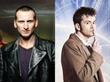 Would you choose Christopher Eccleston or David Tennant to reappear next year?