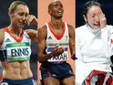 Jessica Ennis, Mo Farah, Felix Sanchez and more get emotional at London 2012.