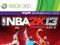 NBA 2K13 will feature Kinect support, an Amazon listing suggests.