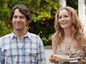 Mann and Paul Rudd reprise their roles from 2007's Knocked Up.