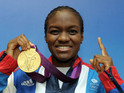 Nicola Adams is playing herself in an episode airing in October.