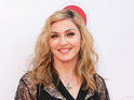 Former firefighter is convicted of resisting arrest outside Madonna's home.