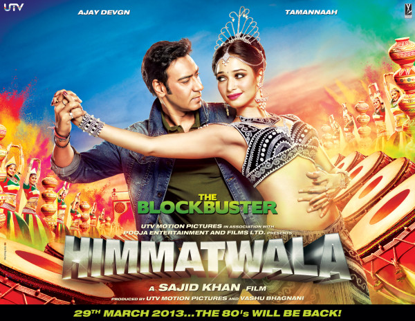 'Himmatwala' movie poster