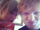 Taylor Swift helps Ed Sheeran pick songs for new album