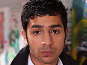 Naveed Choudhry as Tariq Siddiqui in Waterloo Road