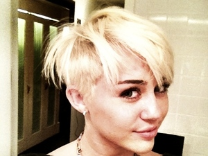 Miss Mode: Miley cyrus new haircut 2