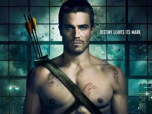 Arrow poster
