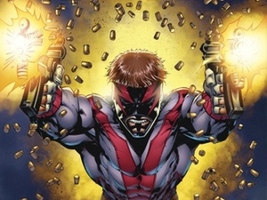 Contraband Comics: Blindside