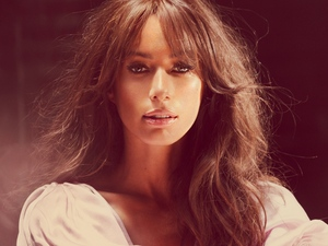 Leona Lewis &#39;Trouble&#39; promo shot.