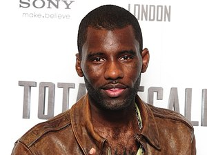 Total Recall UK premiere: Wretch 32
