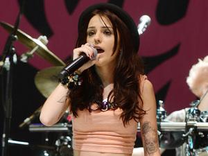 V Festival 2012: Cher Lloyd