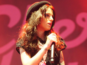 V Festival 2012: Cher Lloyd