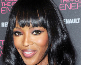 Miss mode: naomi campbell