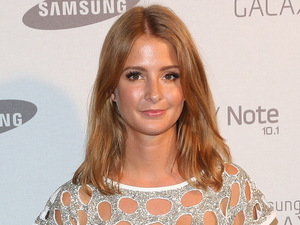 Millie Mackintosh Samsung celebrate the launch of the Galaxy Note 10.1 held at One Mayfair London