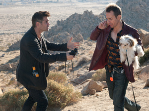 Seven Psychopaths, Colin Farrell, Sam Rockwell