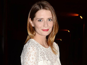 Mischa Barton arrives at the RTE studios in Dublin for &#39;Saturday Night with Miriam&#39;.