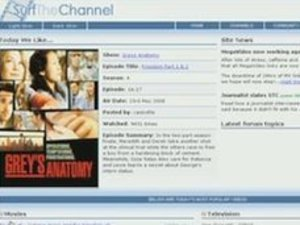 Surfthechannel.com screenshot