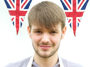 Great British Bake Off 2012 contestants: John Whaite