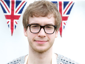 Great British Bake Off 2012 contestants: James Morton