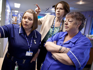 Jo Brand in BBC Four's 'Getting On'