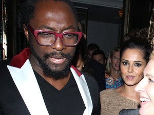 Will.i.am and Cheryl Cole leave Scott's restaurant in Mayfair after having dinner together London, England - 11.08.12 Mandatory Credit: Ratello/WENN.com
