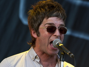 Noel Gallagher of Noel Gallagher&#39;s High Flying Birds