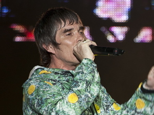Ian Brown of The Stone Roses V Festival 2012 held at Hylands Park - Performances - Day One Essex, England - 18.08.12 Credit: WENN.com