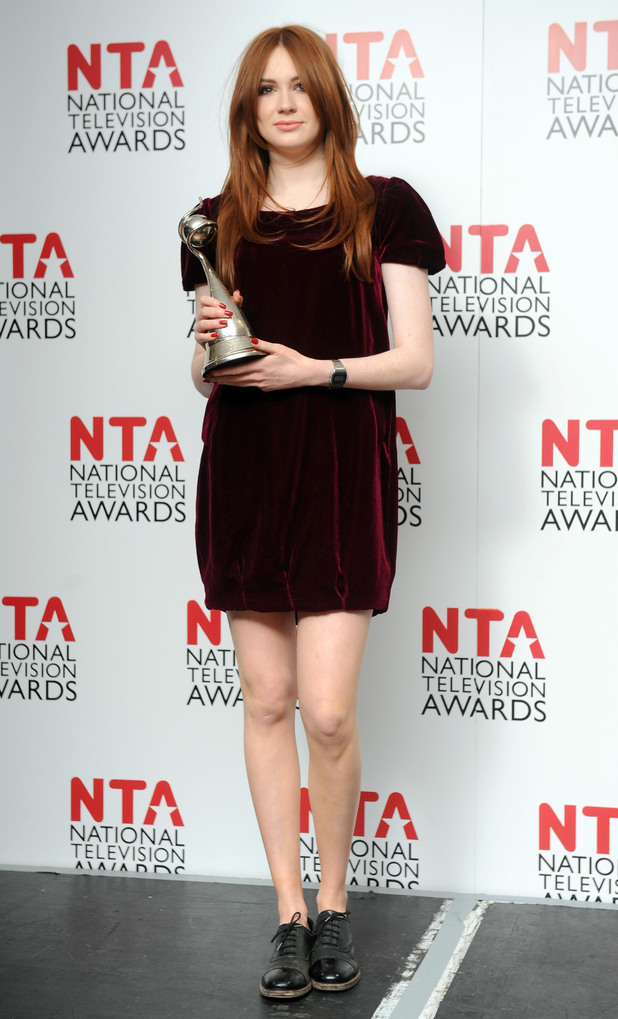 Karen Gillan, Drama Performance Female - Doctor Who, National TV Awards