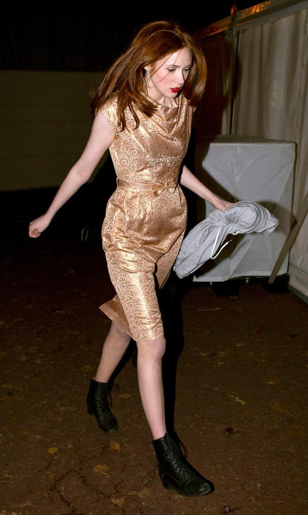 Karen Gillan, style, Doctor Who