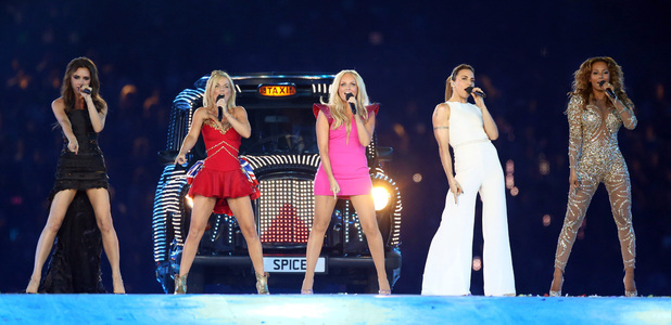 Miss Mode: spice girls