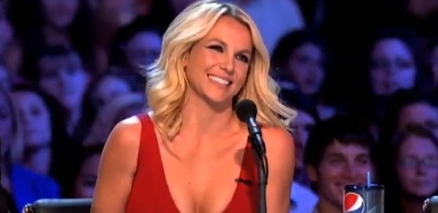 Britney Spears in X Factor