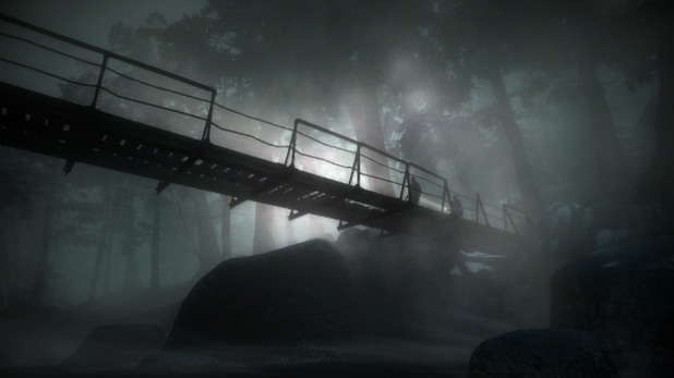 Until Dawn bridge
