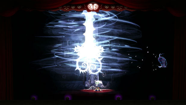 PS3 Puppeteer screenshots