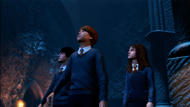 'Harry Potter Kinect' - screenshot