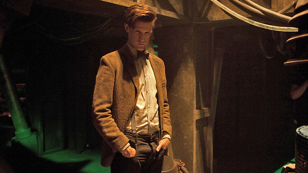 Doctor Who series seven official image