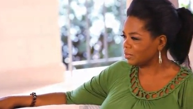 Oprah interviews Rihanna