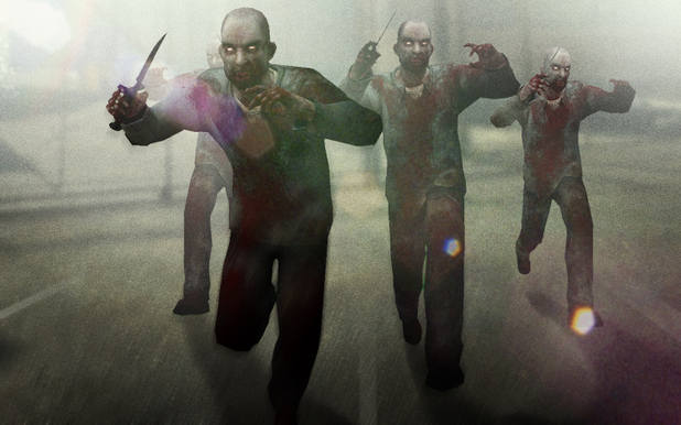 'Counter-Strike: Global Offensive' zombie mod
