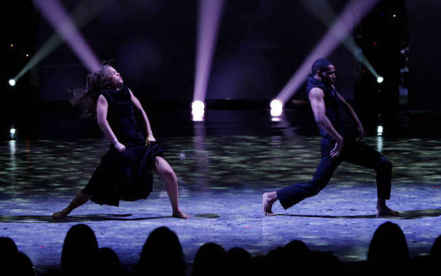 So You Think You Can Dance USA S09E10: Tiffany Maher and George Lawrence II