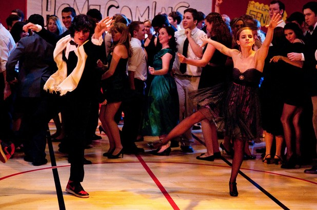 The Perks of Being a Wallflower Emma Watson dances