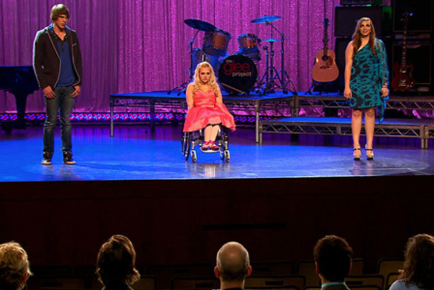 The Glee Project S02E11: ''Glee-Ality'