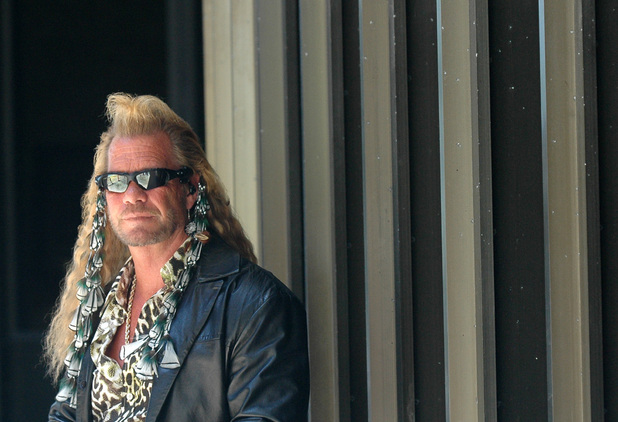 Duane Chapman, aka Dog the Bounty Hunter, 2007 file photo
