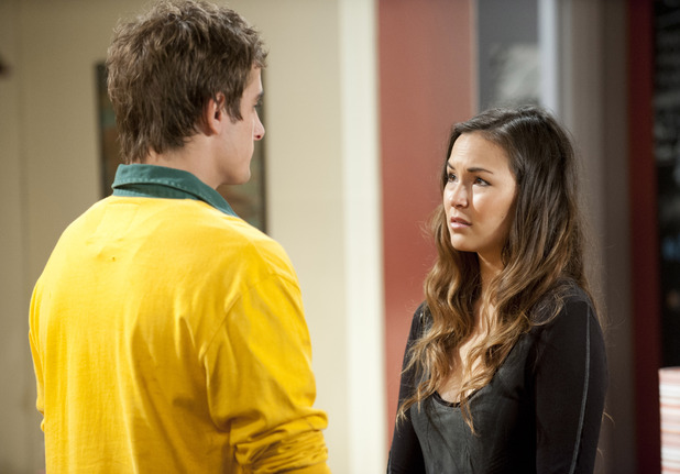 Jade worries she won't be able to get over Kyle's betrayal.