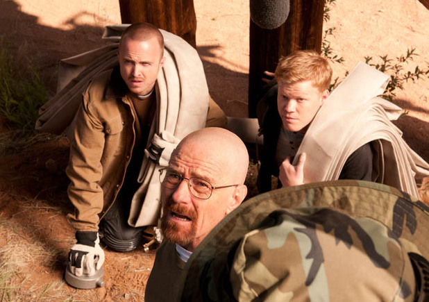 Breaking Bad S05E05: 'Dead Freight'